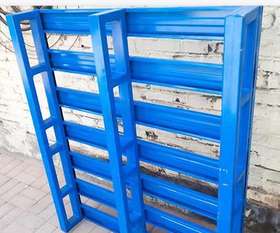 湖南叉车托盘钢制加工/鸿卓建筑器材质量保证