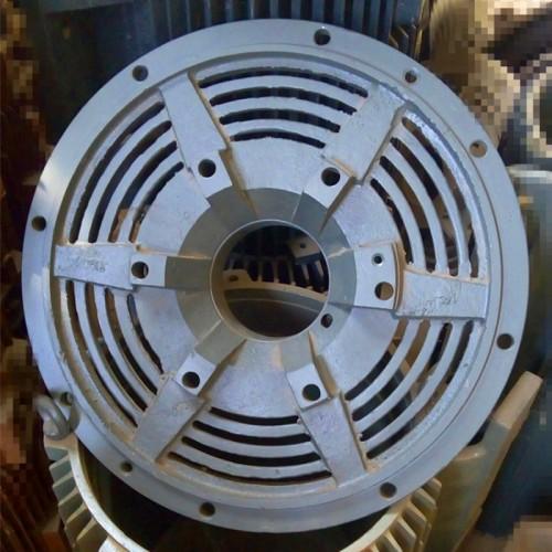 YCT电机端盖 电磁调速电机散热盖 YCT225端盖 花盖