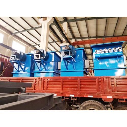新疆哈密DMC单机脉冲布袋除尘器厂家|九州环保|优秀同行推荐