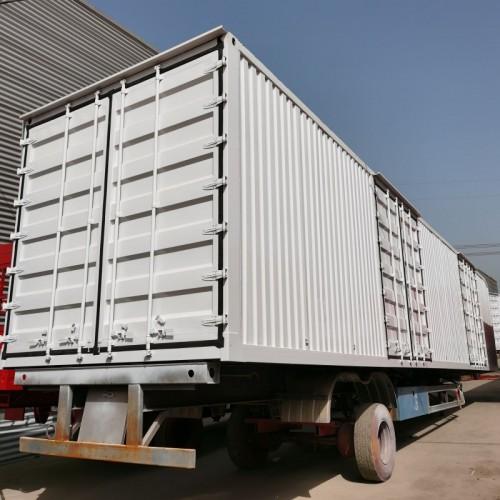 45英尺骨架集装箱 15米集装箱 厂家供应集装箱