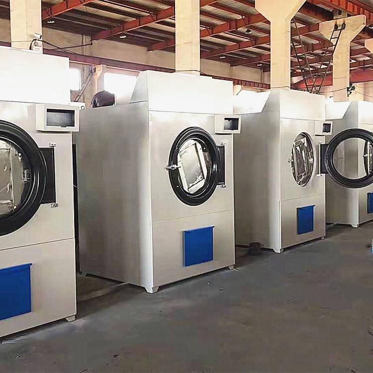 酒店宾馆洗涤设备价格 布草水洗厂设备运行成本
