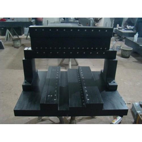 河南大理石平台生产|泊头启翔工量具加工定制大理石构件