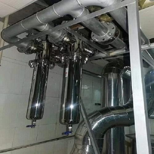医院负压吸引排气灭菌装置