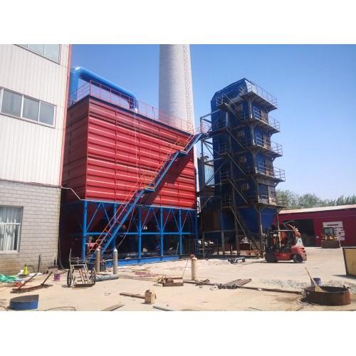 天津锅炉除尘器-「信科环保设备」锅炉布袋除尘器求购