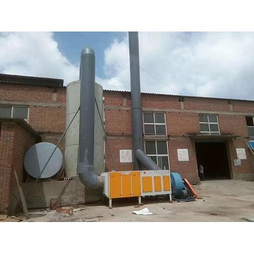 喷淋塔等离子光氧净化器