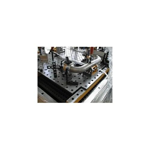 辽宁沈阳铸铁焊接平台「仁丰量具」T型槽平台*出售
