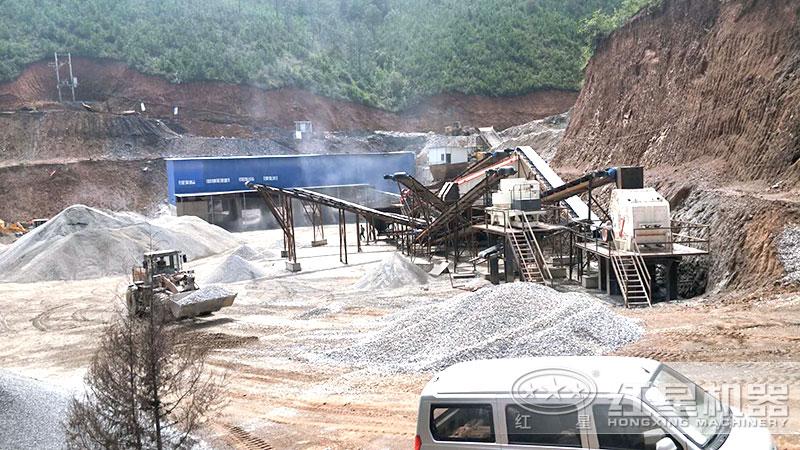 公路专用石头破碎机一小时200吨的价格范围是多少T2