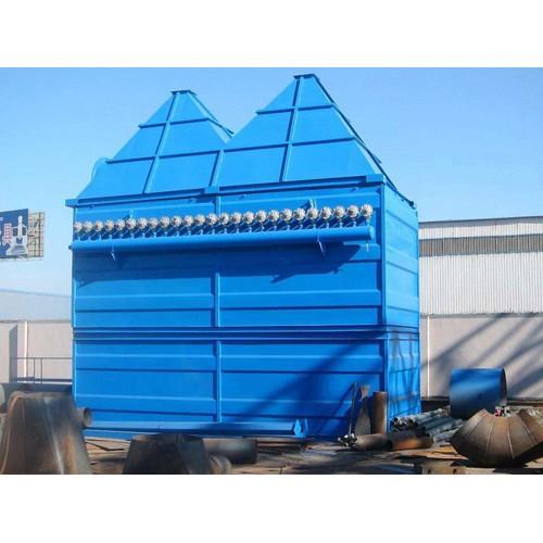 江西袋式除尘设备加工~润业环保加工定做单机布袋除尘器