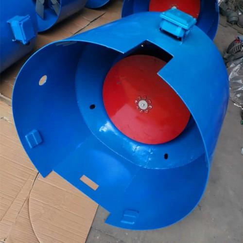 HL355变频电机专用通风机 散热风机 电机通风机定做