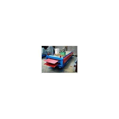 宁夏银川「彩钢压瓦机」出售「益商优压瓦机」彩钢瓦机#规格多样