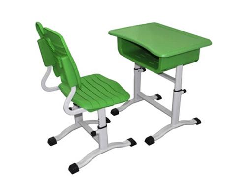 广西学生课桌椅加工企业/河北鑫磊厂价直营ABS课桌凳