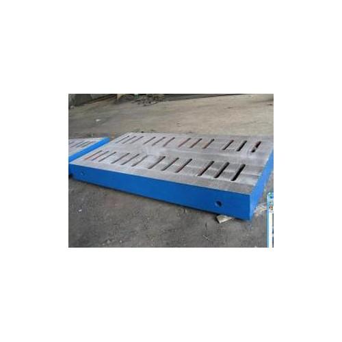 重庆检验平板企业~峻和机械加工订制铸铁焊接平板