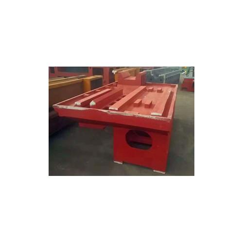 青海大型铸件生产-峻和机械来图加工大型铸件