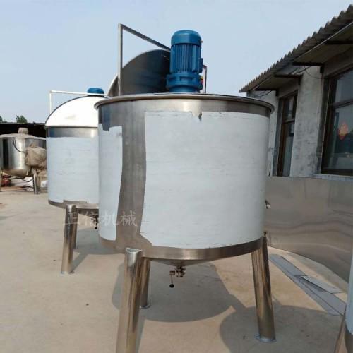 厂家直销搅拌罐 不绣钢搅拌罐 立式电加热溶解罐