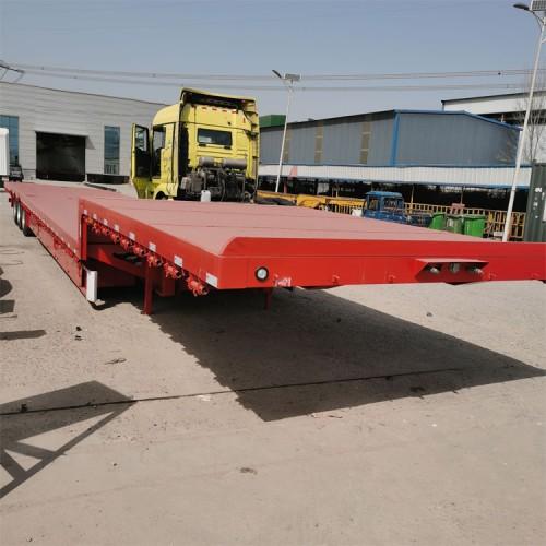 大板运输半挂车 13米大板半挂车 供应河南大板半挂车