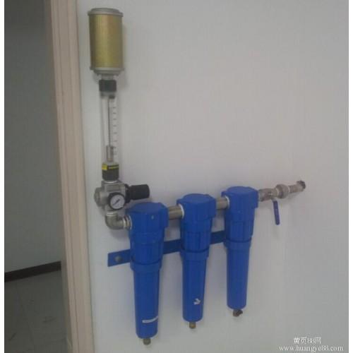 硐室用压风过滤系统