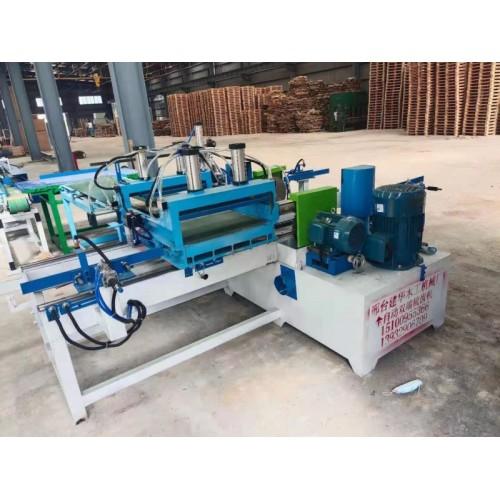 4米6米接木机全自动  方木插接机 齿接机