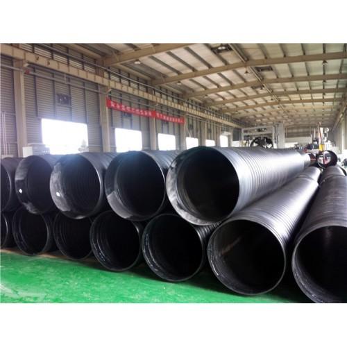 常用的HDPE钢带波纹管有哪些特性