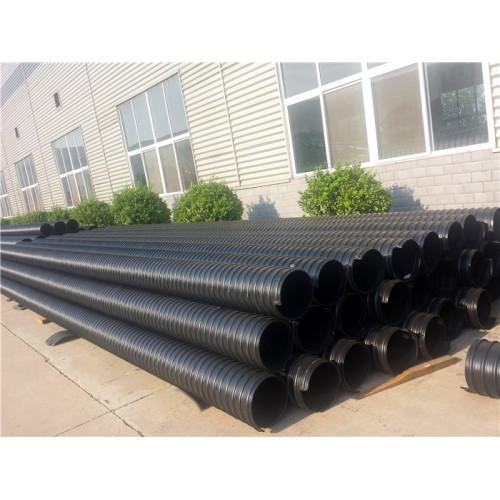 常用的HDPE钢带波纹管有哪些质量控制要求