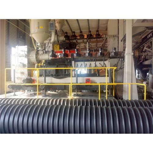 常用的HDPE钢带波纹管连接方式对比