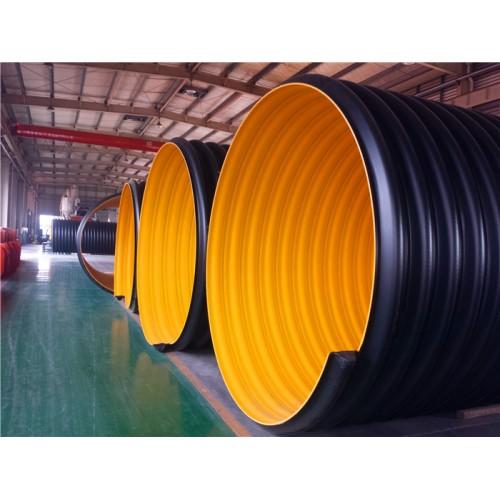 常用的HDPE钢带波纹管基础知识普及