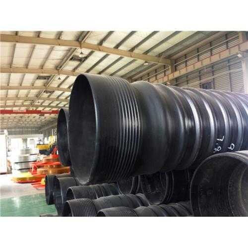 常用的HDPE钢带波纹管厂家生产及简介