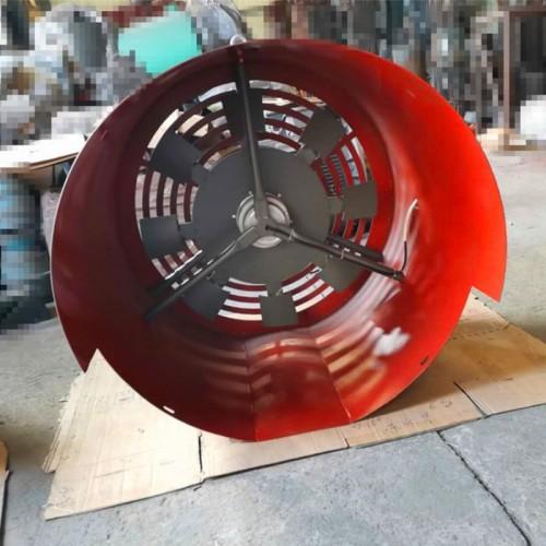 变频电机风机G500A 4kw双支架风机变频电机冷却风机
