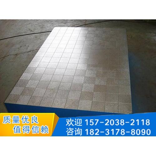 上海大型铸铁平台@「宝都工量具」三维焊接工作台-供应