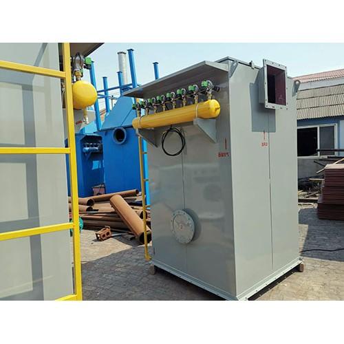 青海单机脉冲袋式除尘器加工厂家|辉科环保设备制造单机除尘器