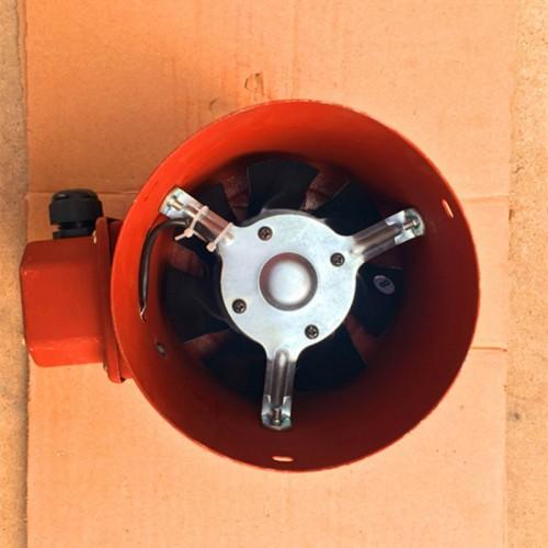 变频电机专用风机 电机冷却风扇 电机散热风机