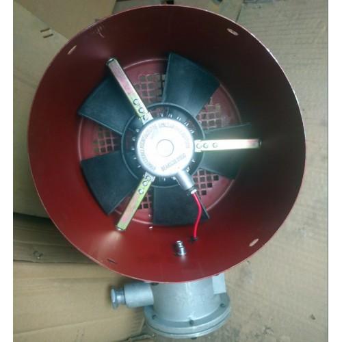 YBP防爆变频电机通风机防爆变频通风机隔爆型轴流通风机