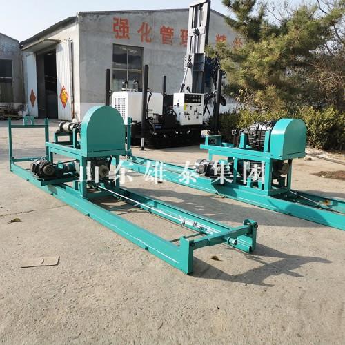 气动打井机水气两用钻井机200-400米气动水井钻机