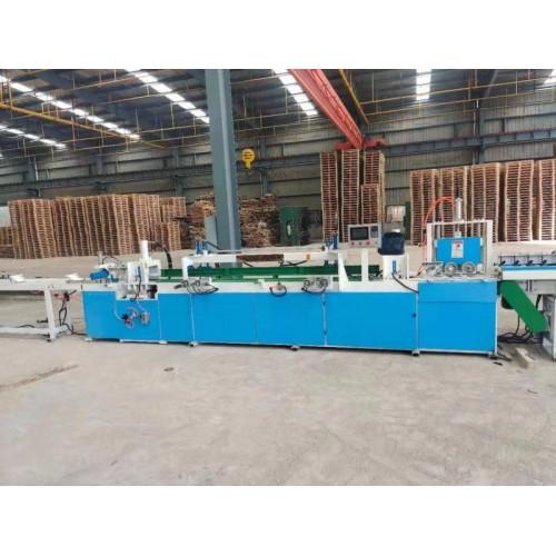 建筑工地接木方 工地木方对接机 接木方设备