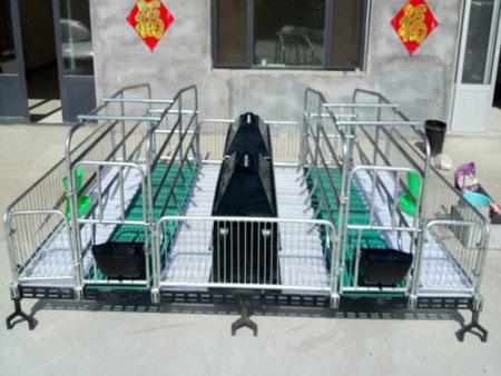 新疆母猪产床「旺农畜牧设备」猪用产床求购