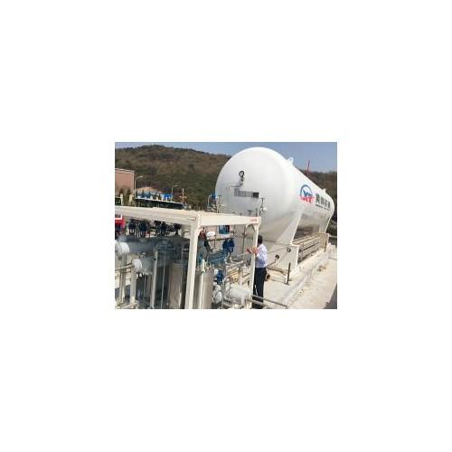 湖北LNG储罐生产厂家|黄骅百恒达祥通机械生产液氧储罐
