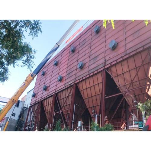 河北唐山HKD烘干机袋式除尘器厂家 九州环保 除尘设备生产