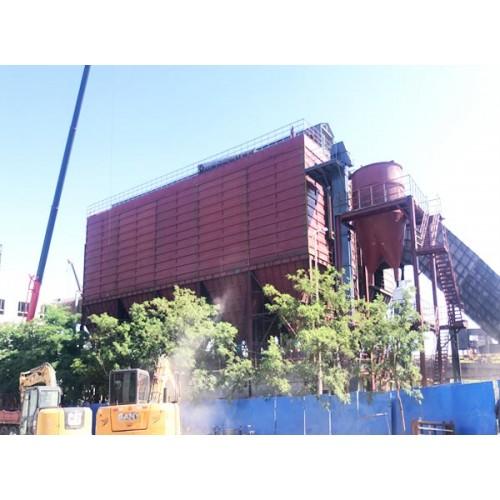 山东青岛锅炉脉冲布袋除尘器设备厂家|九州环保|脱硫脱硝改造