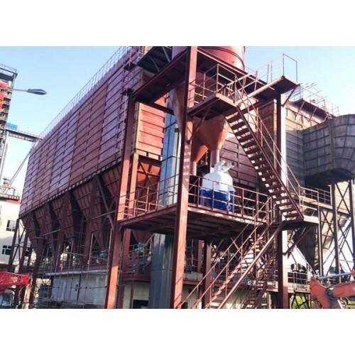 江苏苏州钢厂除尘改造工程厂家|九州环保|高炉干法布袋除尘器
