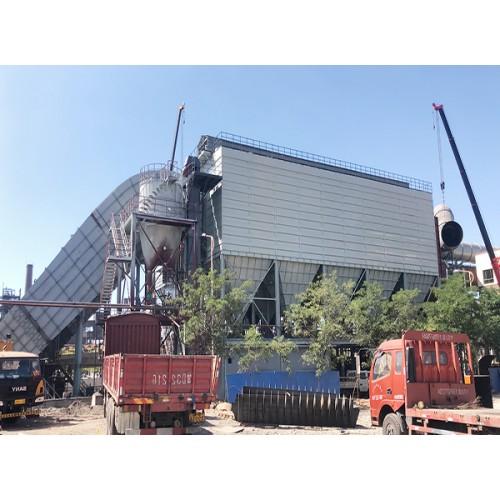 山东淄博水泥厂除尘改造维修厂家 九州环保 施工环保工程承接