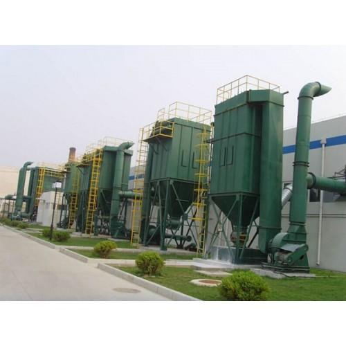 甘肃兰州钢厂大型布袋除尘器厂家|九州环保|除尘改造项目承接