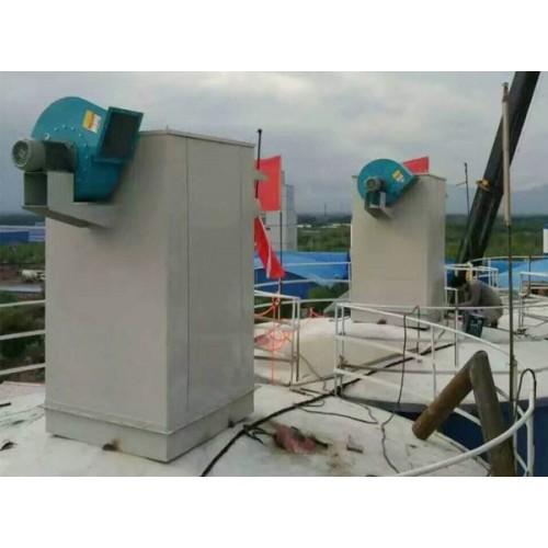 陕西西安仓顶单机布袋除尘器厂家|九州环保|除尘设备参数优