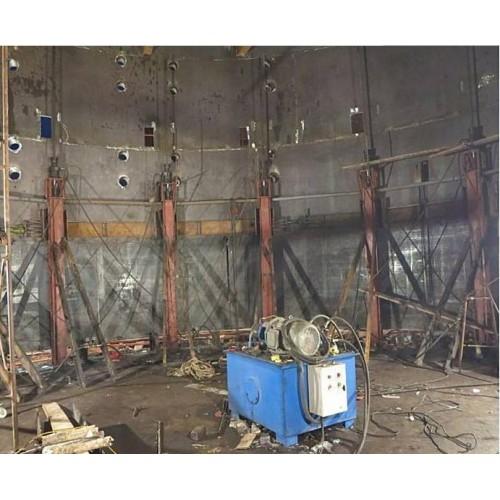 湖南液压提升销售公司~鼎恒液压机械厂家供应液压泵站