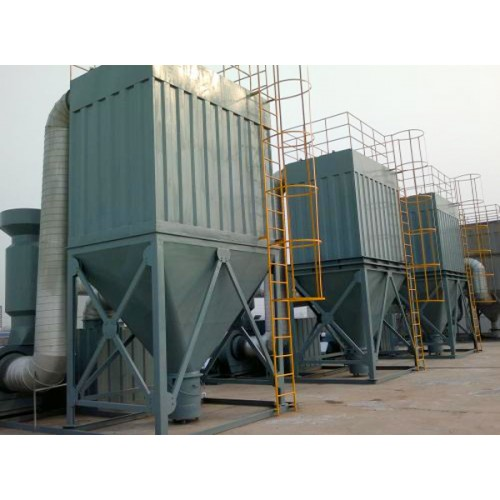 河南新乡耐火材料厂布袋除尘器厂家|九州环保|除尘设备加工