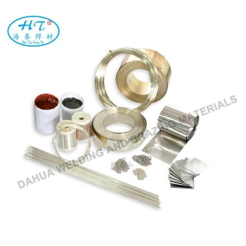 含银45%银焊片 银焊条 HL303银焊片