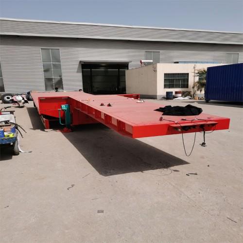 12.5米大板半挂车报价 尺寸及配置
