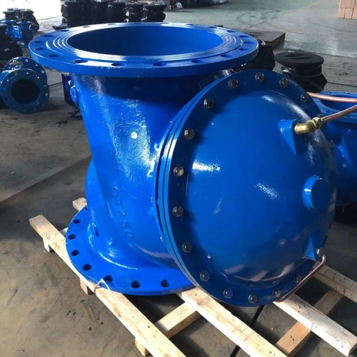 多功能水泵控制阀 欧鸿供应 流量控制阀