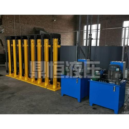 山西液压顶升设备生产企业|鼎恒液压机械生产制造液压提升装置