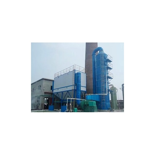 河南郑州锅炉布袋除尘器@「信科环保设备」电改袋除尘器/供应