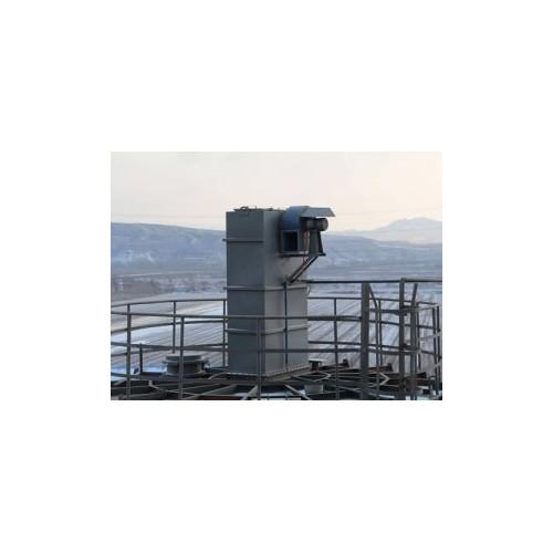 北京袋式除尘器生产|泊头润业加工订做仓顶单机除尘器