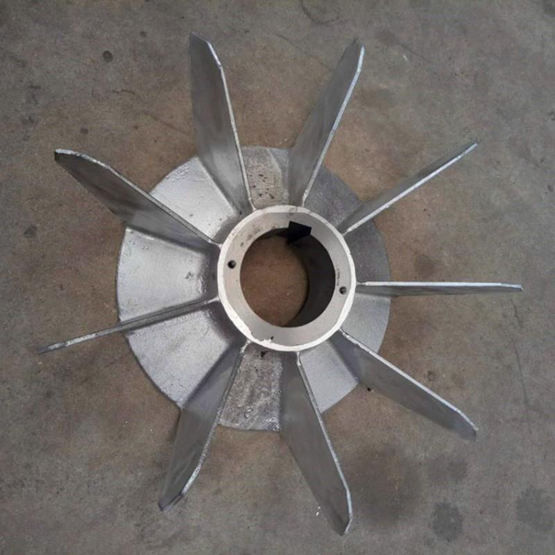 电机铝风叶 YX/YE电机铝风叶价格 电机铝风扇 衡水永动